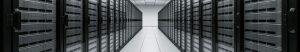 Server Room Perspective Photo