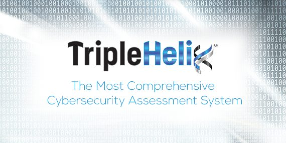 TripleHelix cybersecurity assessment system