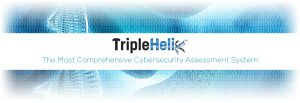 Graphic: TripleHelix is the most comprehensive cybersecurity assessment system