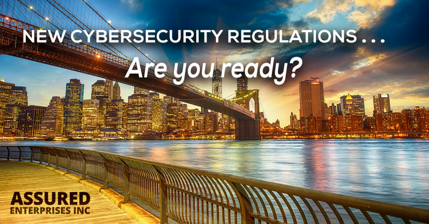 NYDFS Cyber Regulations: Frameworking Compliance