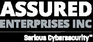 Assured Enterprises Logo - Serious Cybersecurity