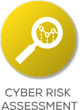 Cyber Risk Assessment Icon