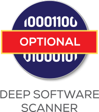 Optional Deep Software Scan Icon