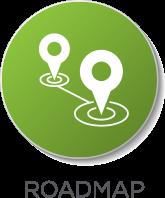 Cybersecurity Roadmap Icon