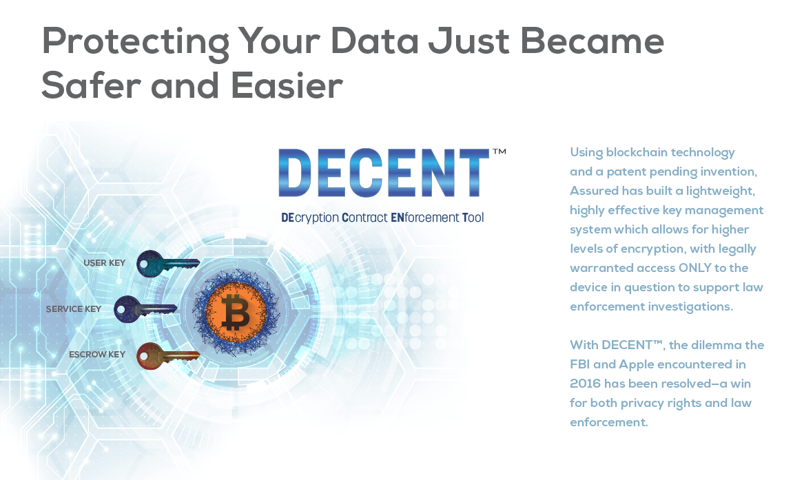 DECENT Decryption Contract Enforcement Tool Infographic Preview