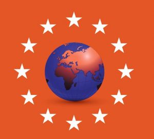 EU GDPR Symbol